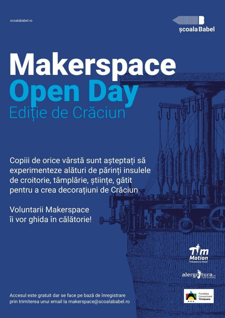 Makerspace Craciun