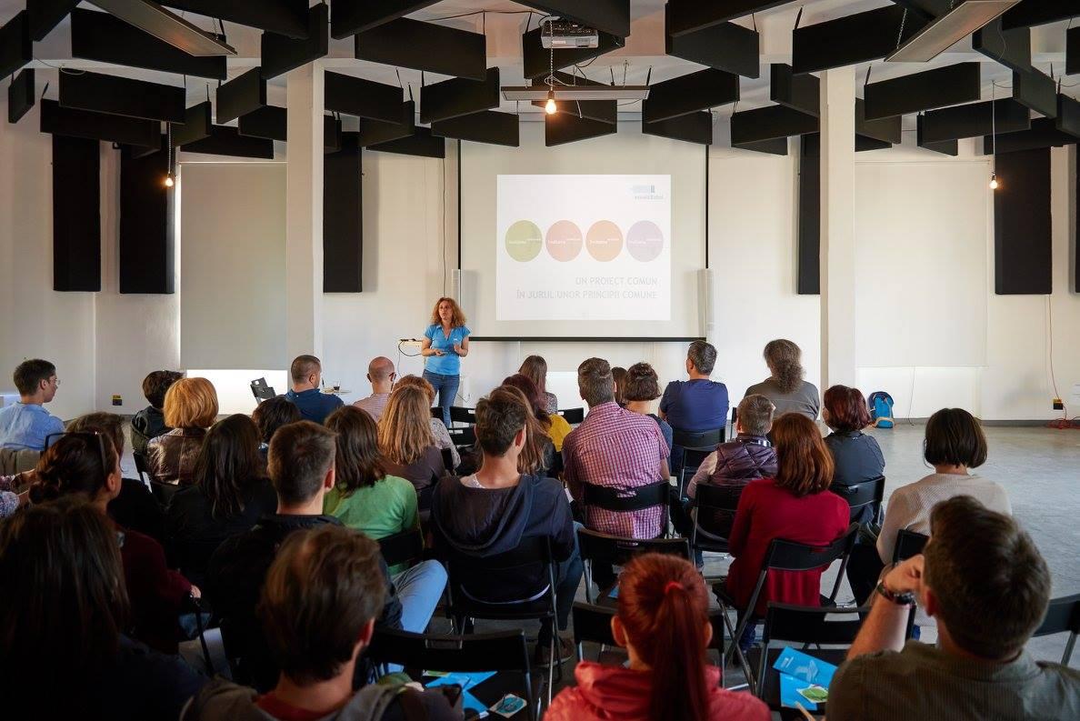Lansarea Școlii Babel la Ambasada – Învățarea la puterea x